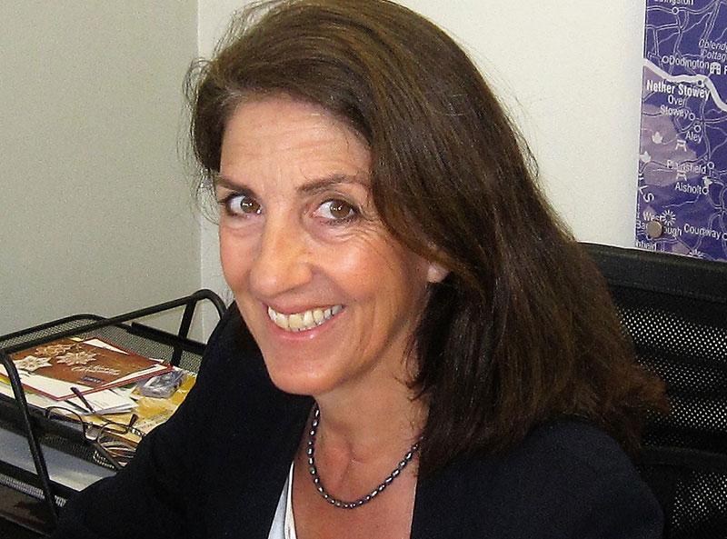 Liz Randall